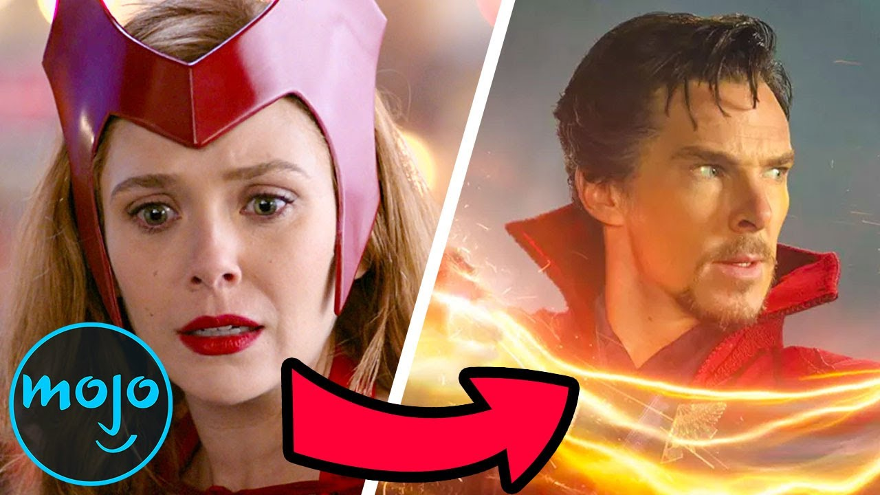 Top 10 Ways WandaVision Could Tie Into Doctor Strange 2