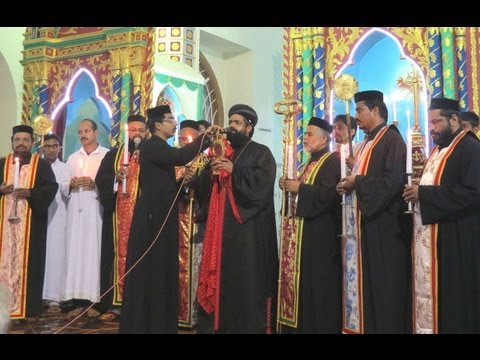 Special Intercessory Prayer by Zacharias Mor Polycorpus at Poothamkutty St. Mary