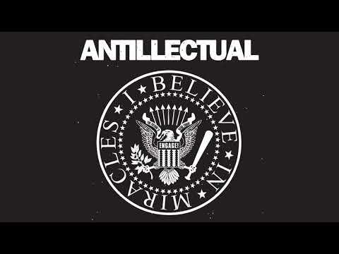 Antillectual - The Covers Vinyl-Single 2