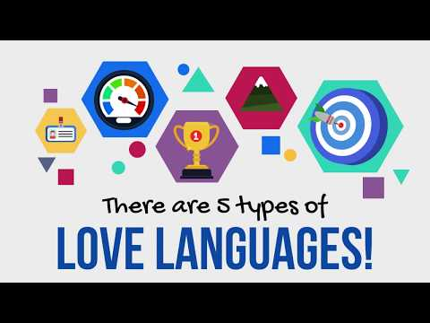 Love Languages | How do they affect your Workplace Relationships?