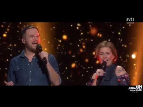 Helen Sjöholm and Solala Vår bästa tid är nu (Our best time is now!)