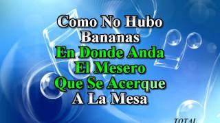 karaoke La Chica Fresa Banda Fresa