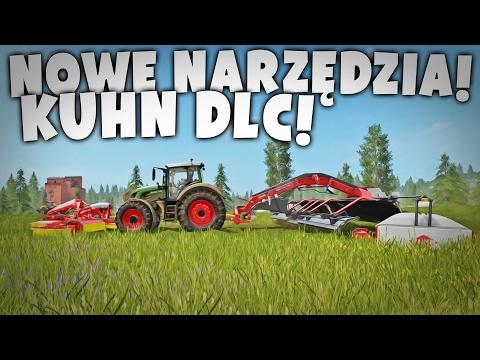 KUHN DLC - NOWE NARZĘDZIA TEST | FARMING 17