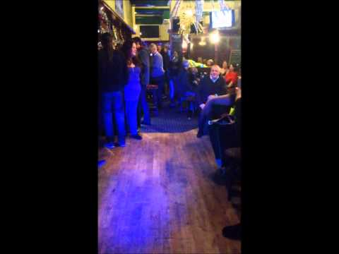 Karaoke @ the prince of wales
