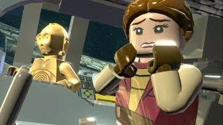 LEGO Star Wars III: The Clone Wars - 100% Guide #10 - Destroy Malevolence (All Minikits)