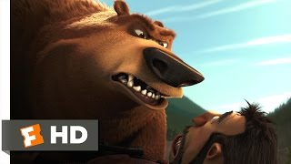 Open Season - The Mighty Grizzly Scene (9/10) | Movieclips