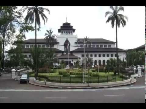 Gedung Sate Bandung City Wisata Bandung West Java