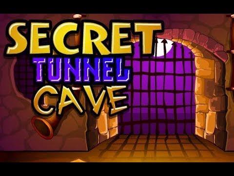 Secret Tunnel Cave Walkthrough | Escape Games | Mirchi Games