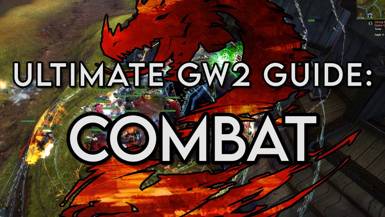 Guild Wars 2 Ultimate Beginner's Guide Episode 2: Combat! thumbnail