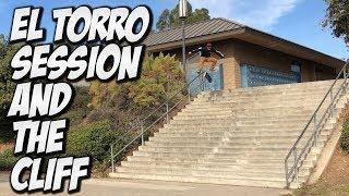 EL TORO 20 STAIR & THE CLIFF SESSIONS !!! - NKA VIDS -