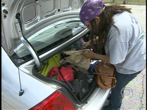 """Beach House Family Shelter on CBS News """"Homeless in America"""""""