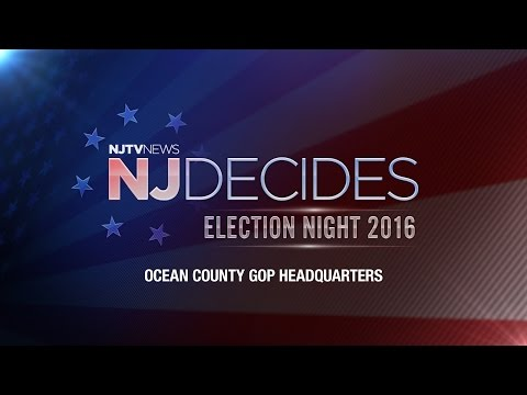 Ocean County GOP Election Headquarters
