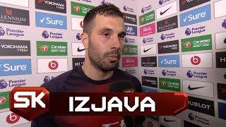 Izjava Luke Milivojevića Nakon Meča sa Čelsijem | SPORT KLUB Fudbal