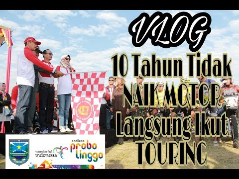 """VLOG Touring Hari Koperasi """"Setelah 10 Tahun Tidak Naik Motor"""""""