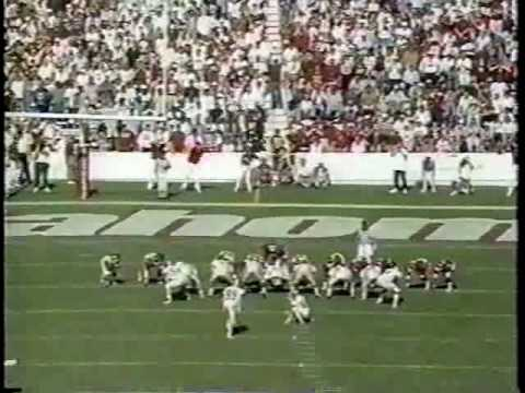 Baylor Bears At Oklahoma Sooners - 1997 - Football