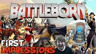 "Battleborn First Impressions ""Is It Worth Playing?"""