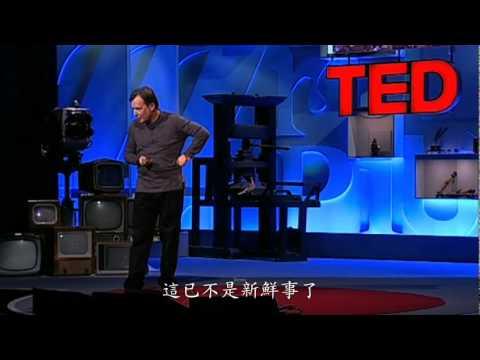 網路影片如何激發全球創新 Chris Anderson