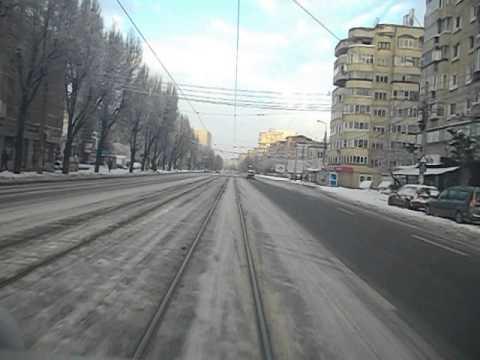 with mitica's tram trough iasi