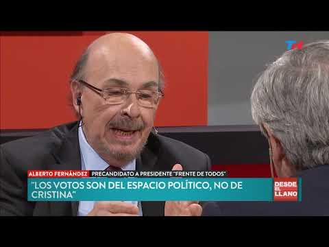 Alberto Fernández Y Los Problemas Que