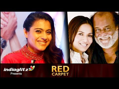 Did you replace Rajinikanth role in VIP 2 Lalkar : Kajol Interview | Vellai illa Pattathari