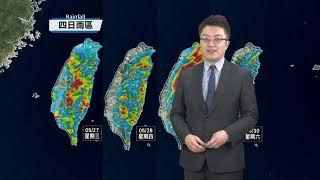 農業氣象1090527