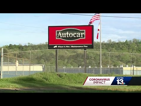 Workers Stage Walkout At Autocar In Jefferson County
