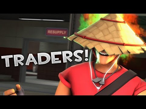 Things TF2 Traders Do!