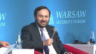 WSF2018 PLENARY SESSION: Russia and the West: If it's not a Cold War, then what is it?