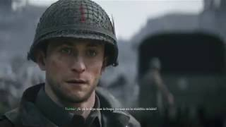 WWII Call of Duty WWII - Misión Seis (Audio Latino) DAÑO COLATERAL