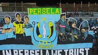 TRIBUTE MATCH HUDA - Curva Boys 1967: PERSELA Lamongan Vs Timnas All Star