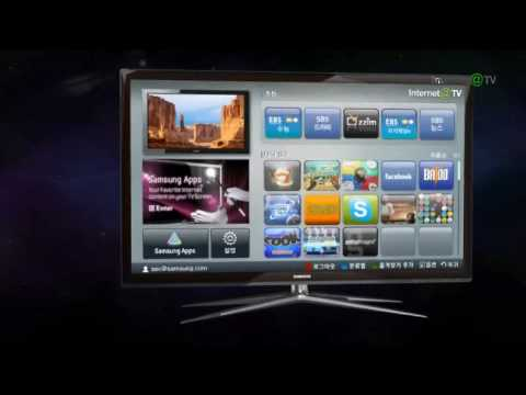 samsung internet tv application promo youtube. Black Bedroom Furniture Sets. Home Design Ideas