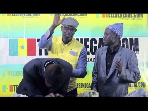 Gallo Thiello dit tout dans Allo 12 avec Pa Nice et Wadioubakh - Tele Senegal