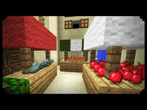 Minecraft How To Make Marketplace