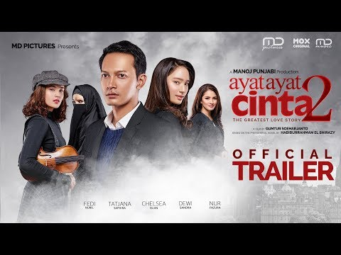 Download lagu terbaik Ayat-Ayat Cinta 2 - Official Trailer - ZingLagu.Com