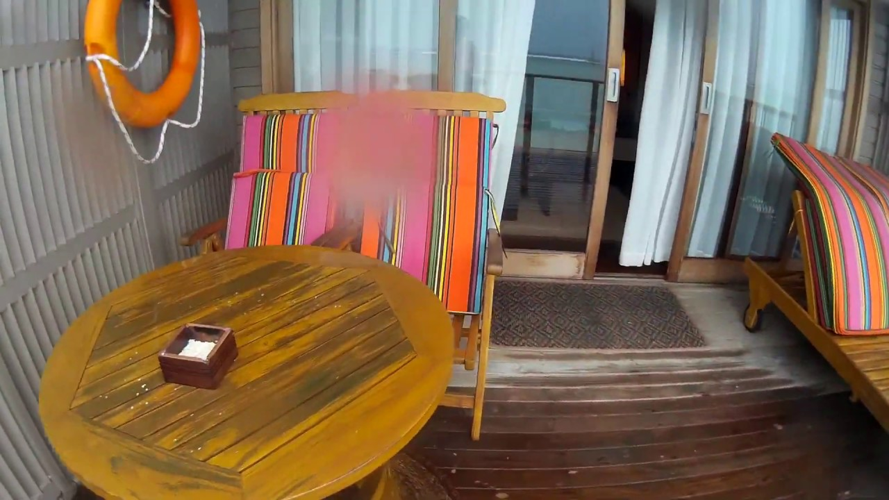 Meeru Island Resort & Spa - Water Villa Number 326 | How to book? What to pack? (description)