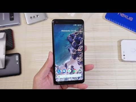 Google Pixel 2 XL - Unboxing! #teampixel (4K)