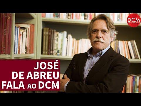 DCM entrevista José de Abreu, presidente autoproclamado do Brasil