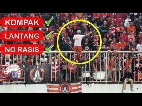 Keren Parah! Aksi Memukau The Jakmania Di Stadion Maguwoharjo - Persija Vs Borneo FC Piala Presiden