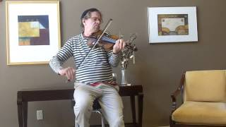 Jacobus Stainer Fiddle