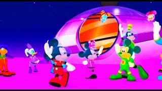 Сборник Disney | День Космонавтики встречаем в Клубе Микки Мауса |мультфильм Disney