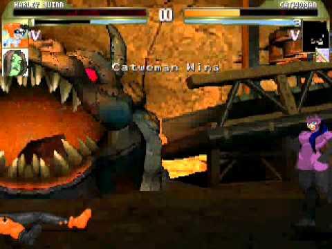 Harley Quinn Poison Ivy Vs Black Cat Catwomen Video Games