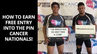 Pin Cancer Nationals - Wrestle for a Cure