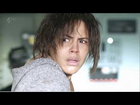 "Black Mirror season 2 episode 2 -- ""White Bear"" + Korn ft. Skrillex ""Get up"""