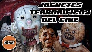 LOS JUGUETES MÁS TERRORÍFICOS DEL CINE