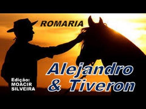 ROMARIA com ALEJANDRO & TIVERON, edição MOACIR SILVEIRA