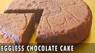 5 Min Microwave Eggless Chocolate Cake   Easy Dessert Recipe   Kanak's Kitchen