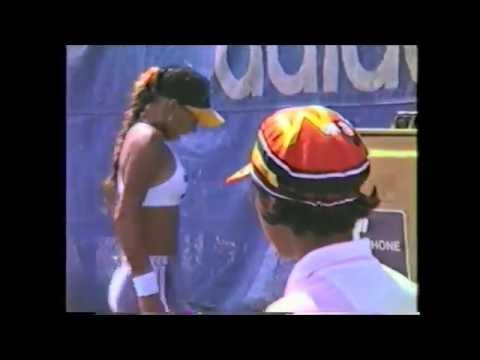 Anna Kournikova 15 years old 1996 @ Nick Bollettieri  Part 2