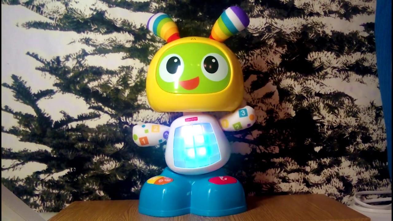 Купить обучающий интерактивный робот бибо fisher-price на русском djx26 в магазине игрушки fisher price. Доставка по киеву и украине,