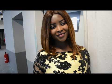 Réaction de Abiba aprés son show à Bercy