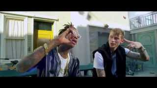 Wiz Khalifa ft Machine Gun Kelly Mind of a Stoner [lyrics]